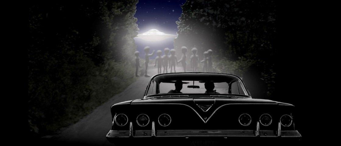 Conheça o estranho caso da abdução alienígena de Betty e Barney Hill