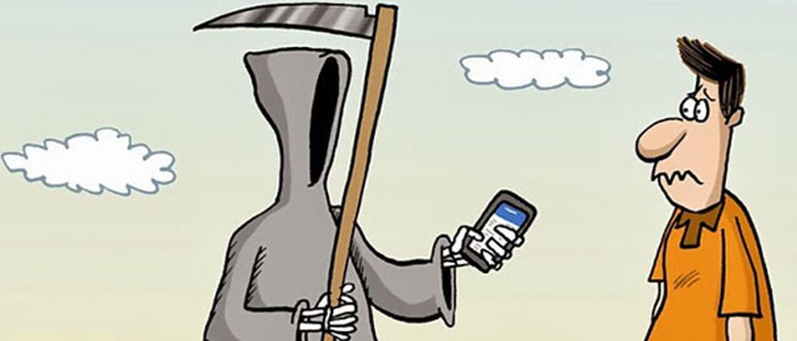 7 mortes terríveis de pessoas que não desgrudavam de seus smartphones