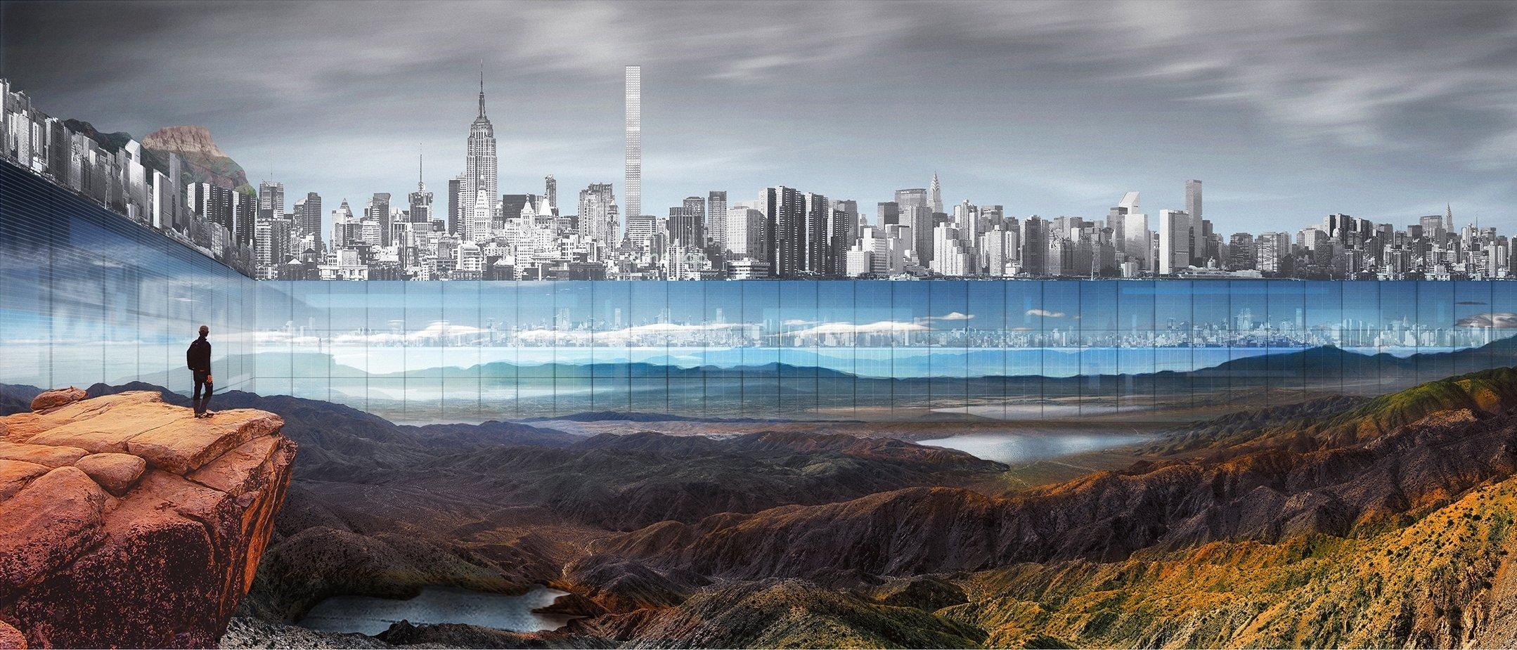 6 projetos de estruturas futuristas incríveis que ajudam o meio ambiente
