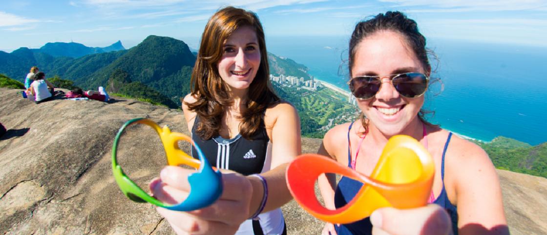 Veja quais são as 4 melhores regiões do Rio para curtir as Olimpíadas