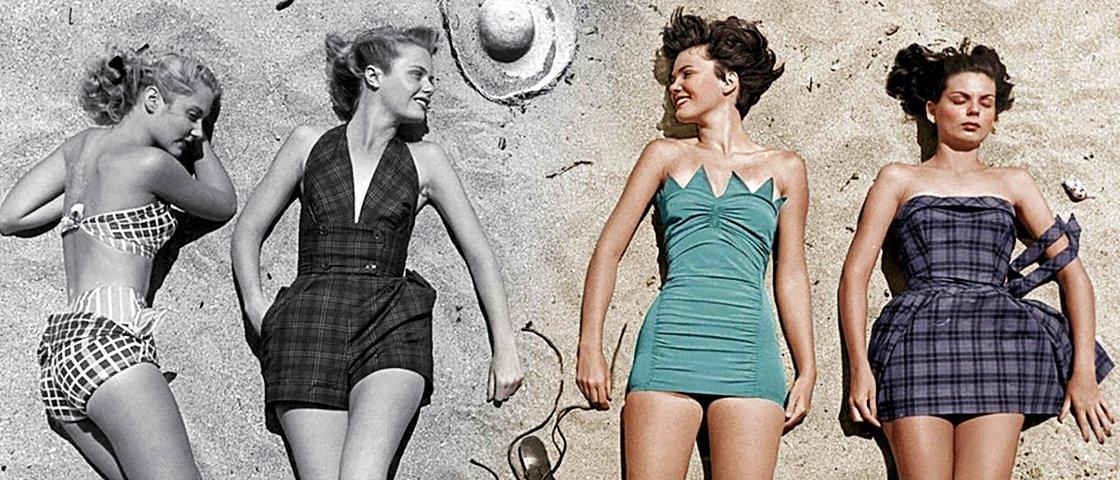 Mais 9 fotos históricas em preto & branco que foram coloridas digitalmente