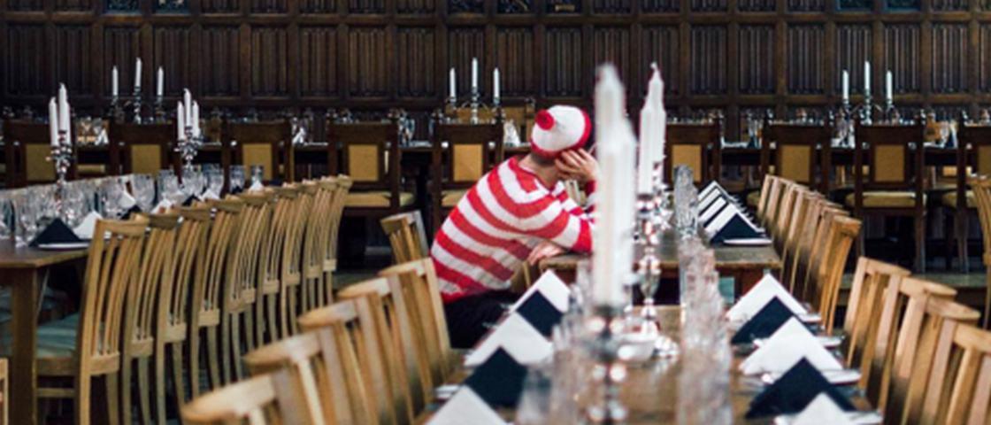 Wally não consegue mais se esconder: veja como ele seria no mundo real