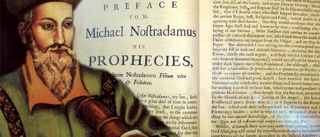 5 coisas que você não previu sobre a vida de Nostradamus