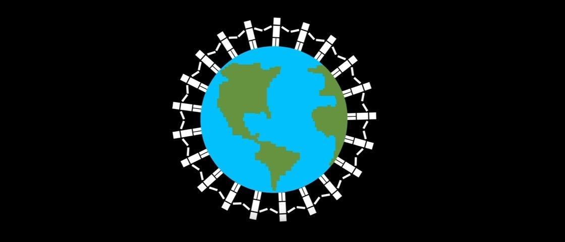 Qual o número total de pessoas que a Terra seria capaz de suportar?