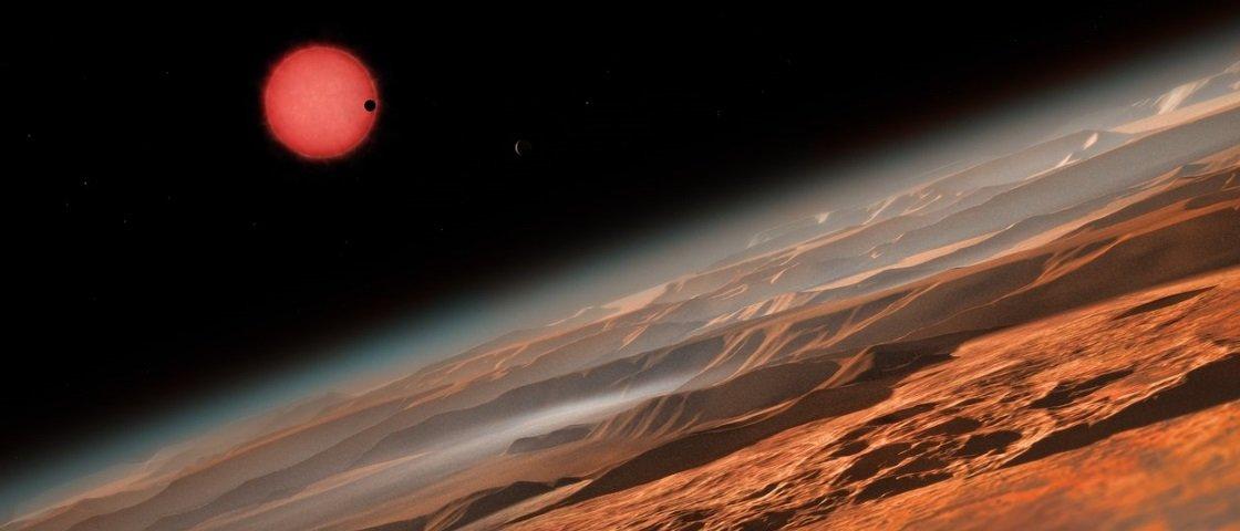 Esses 3 planetas do tamanho da Terra podem ser habitáveis