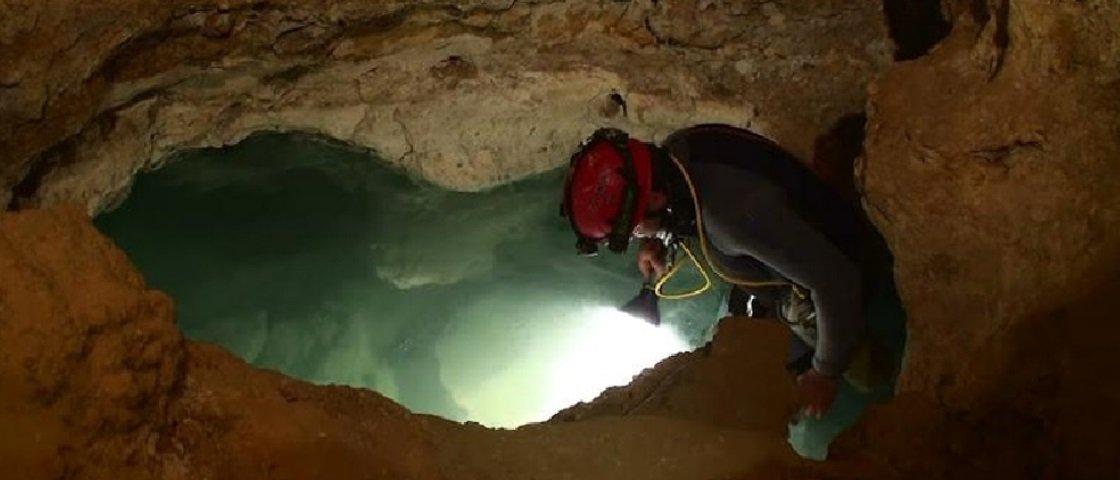 Descubra o que havia na caverna lacrada há 5,5 milhões de anos