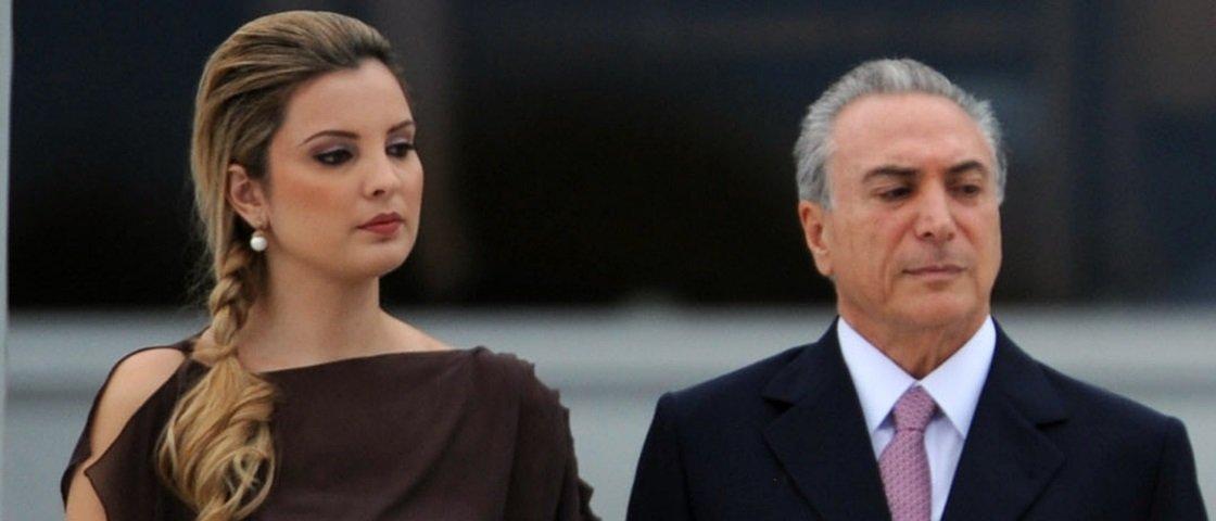 Marcela Temer é pauta em site internacional porque estaria gastando demais