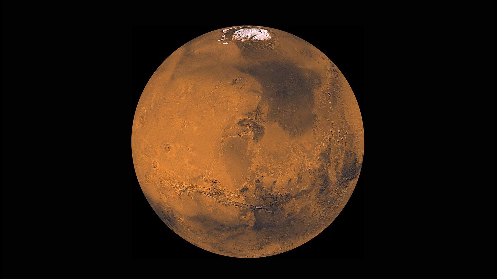 Afinal, por que Marte é vermelho?