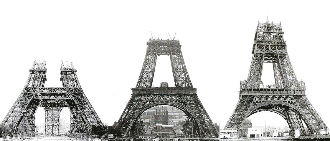 11 fotos históricas mostram Paris de um jeito que você jamais viu