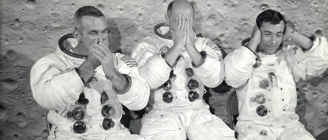 Cocô flutuante é um dos maiores mistérios da história da NASA