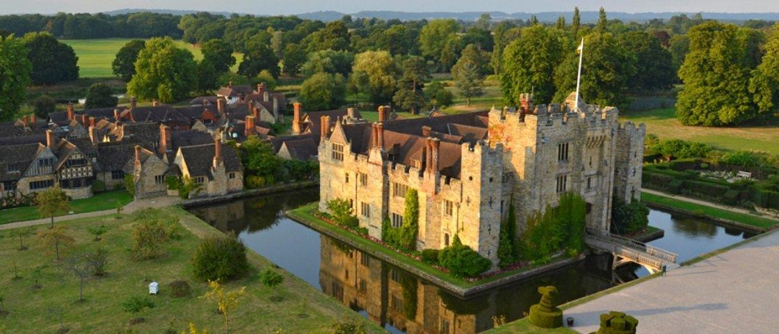 Como um Rei: 7 castelos incríveis nos quais você pode se hospedar