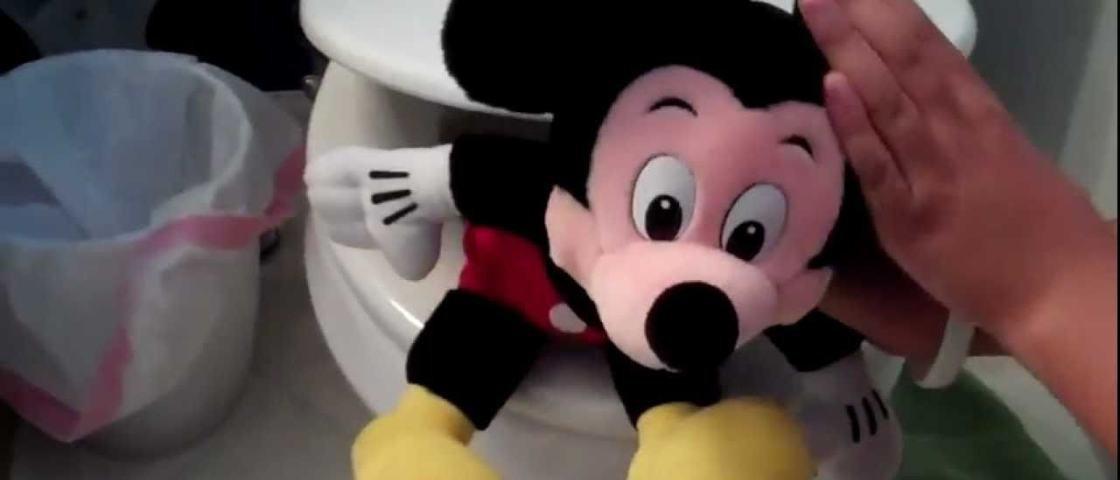 Por que os ratos fazem tanto cocô?