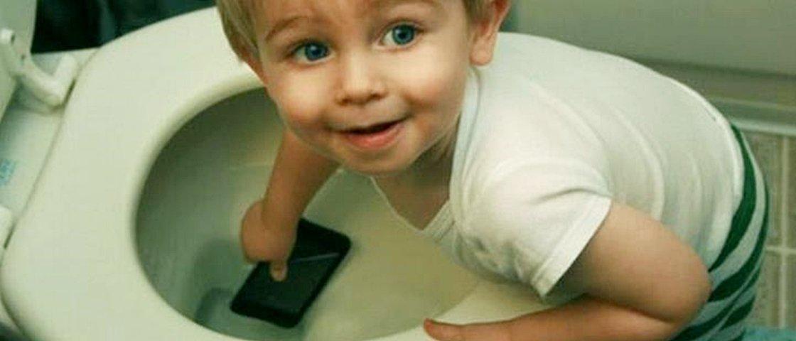 15 coisas que acontecem quando você tem uma criança atentada em casa