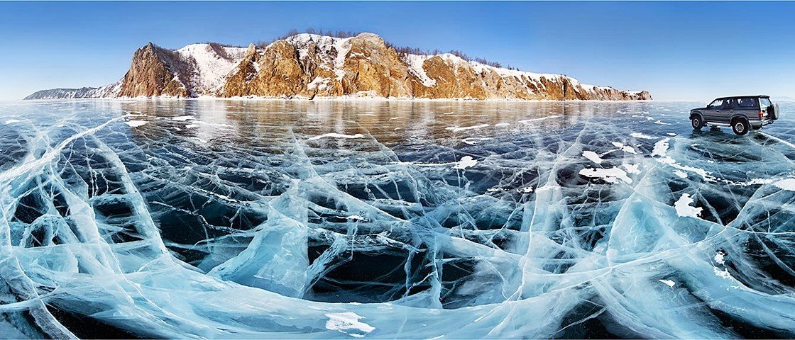 9 dos destinos de inverno mais surpreendentes da Terra