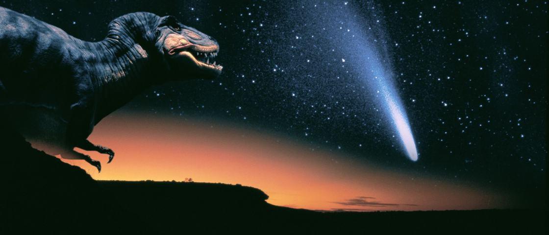 Asteroide que exterminou os dinossauros quase acabou com os mamíferos