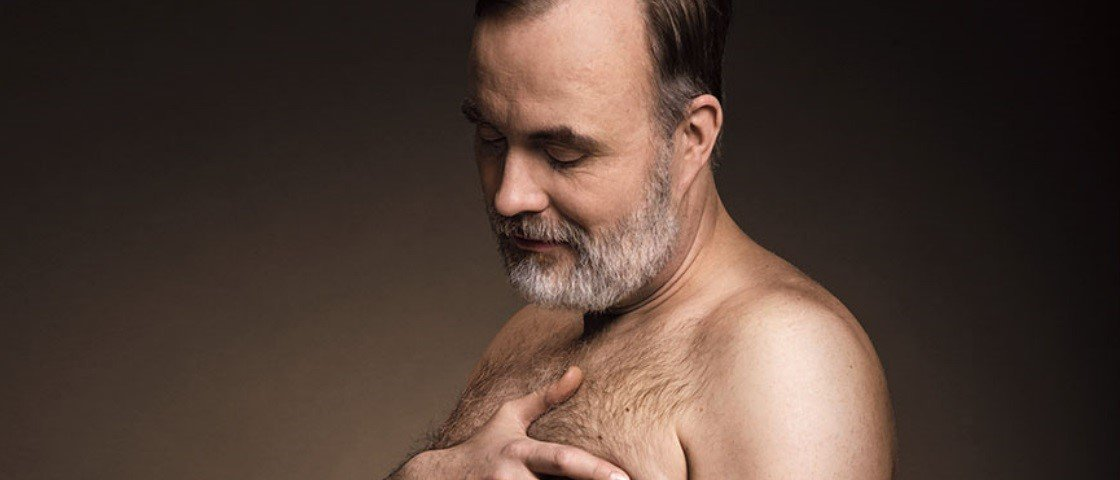 """Barriga de chope: cerveja alemã usa """"homens grávidos"""" em nova campanha"""