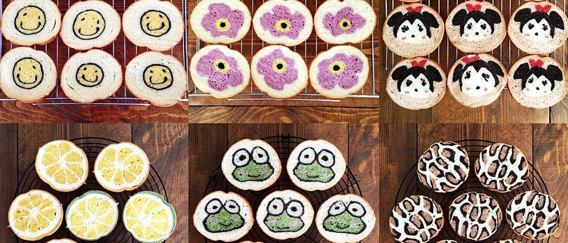 Acredite: estes são os 11 pães mais criativos que você já viu
