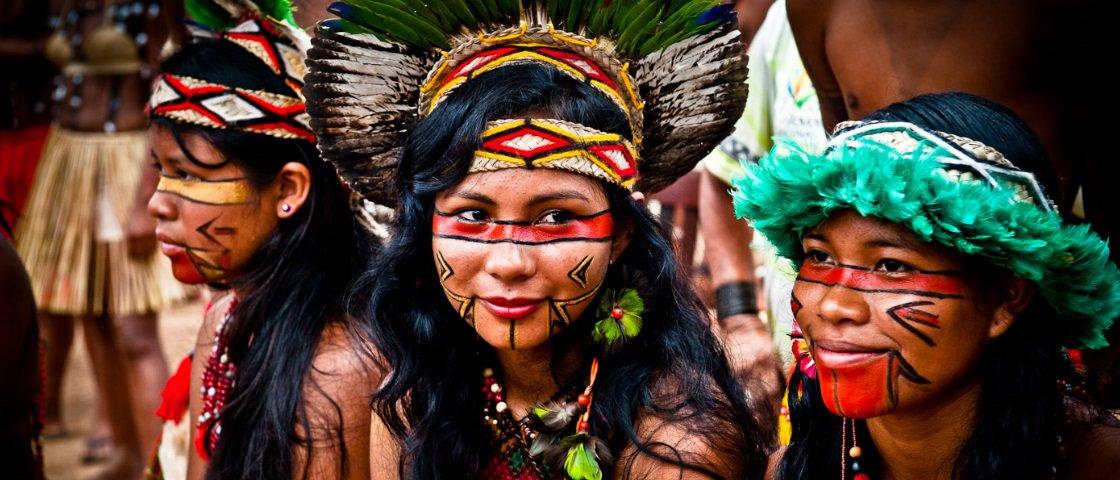 Resultado de imagem para cultura indigena