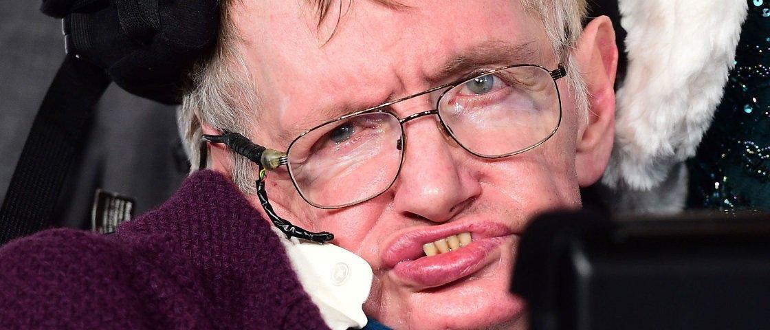 Estas são as maiores ameaças à humanidade, segundo Stephen Hawking