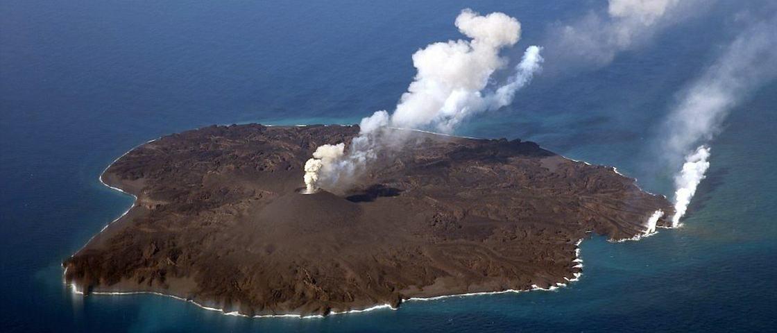 9 ilhas que surgiram recentemente no mundo