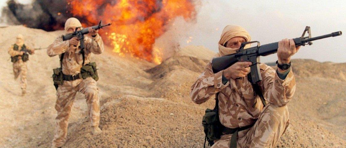 7 dos treinamentos militares mais árduos do planeta