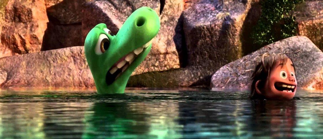 Os dinossauros podiam nadar?