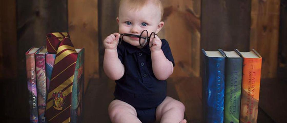 Bebê ganha quarto temático encantador inspirado em 'Harry Potter'