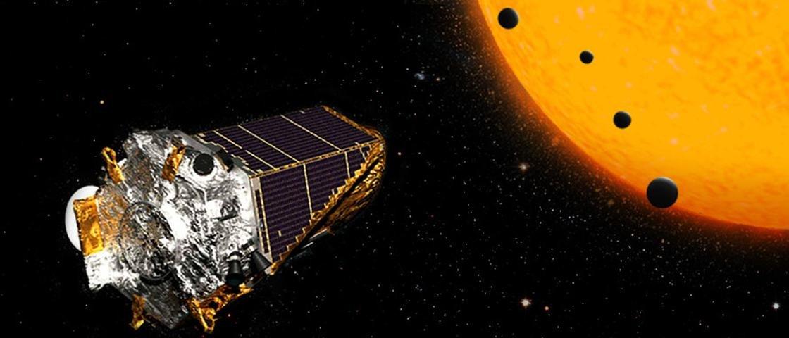NASA descobre 2 planetas com condições de vida orbitando 1 estrela-anã