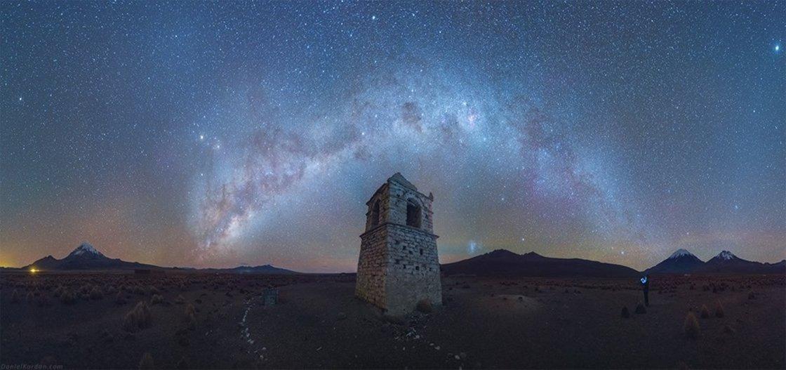 Fotógrafo faz imagens surpreendentes do Salar de Uyuni, na Bolívia