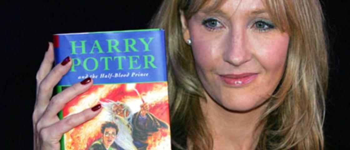 Como Rowling superou a morte da mãe e se tornou a maior referência infantil