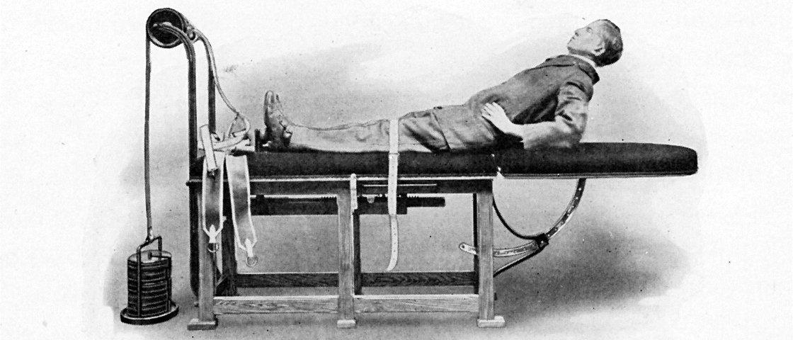 Estas imagens raras mostram como eram os aparelhos de ginástica antigamente