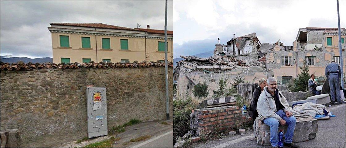 Terremoto na Itália: confira o antes e o depois de 13 lugares atingidos