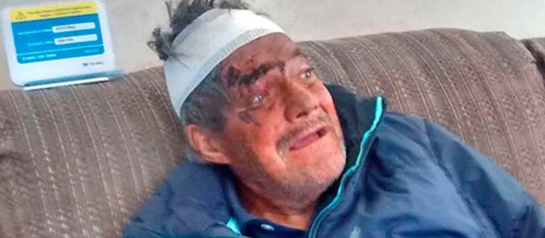Homem volta para casa dois meses depois de ter sido cremado
