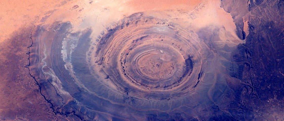 Mais 15 imagens de satélite que vão mudar sua percepção sobre o mundo