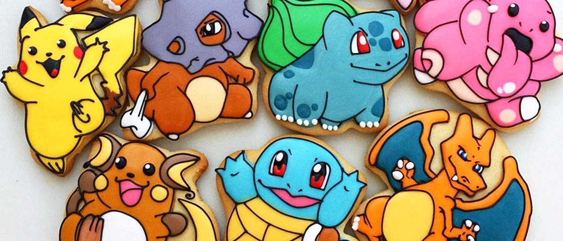 14 cookies espetaculares para você comer com os olhos