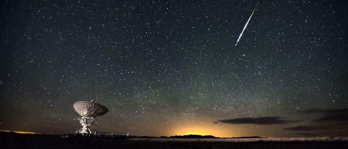 Você sabe como os astrônomos buscam vida inteligente no Universo?