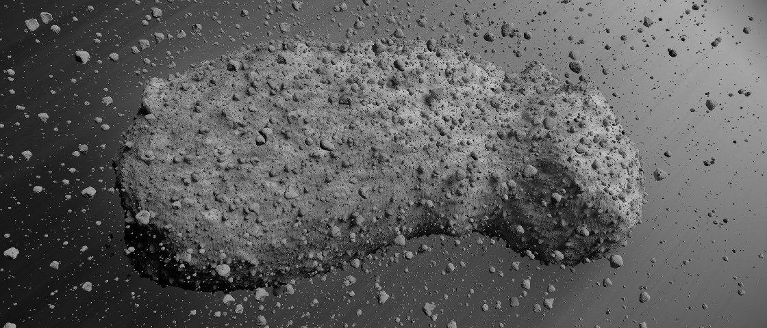 Um asteroide passou perto da Terra e nós quase não percebemos
