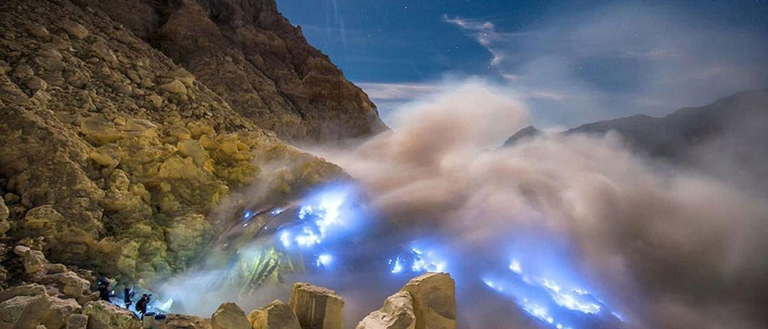 7 lugares incríveis que você não vai acreditar que ficam na Terra