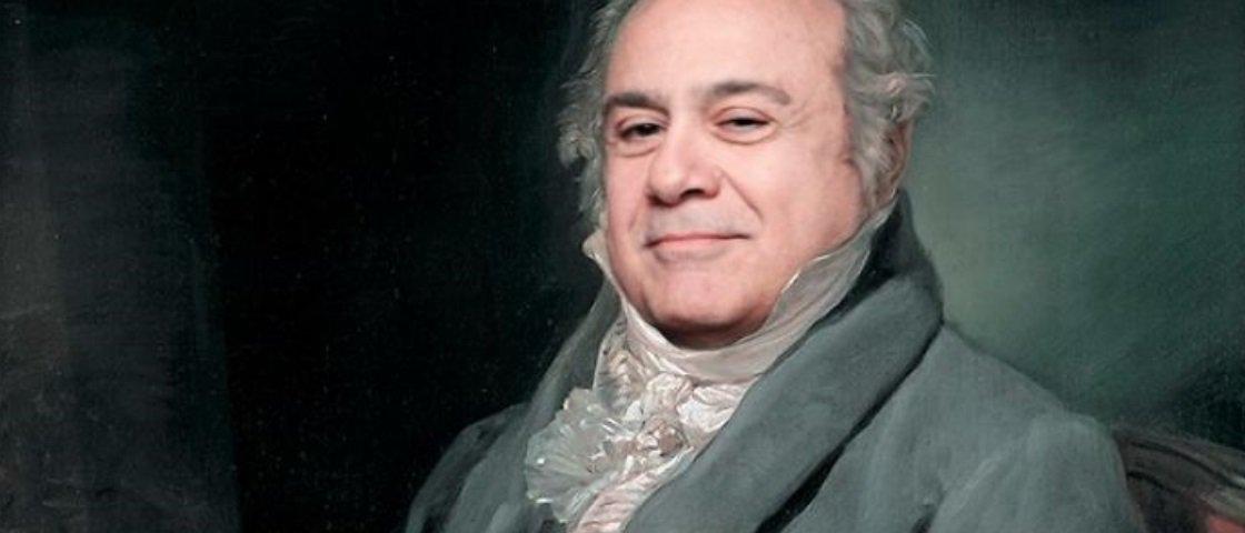 Transformação: 13 famosos representados como pinturas clássicas