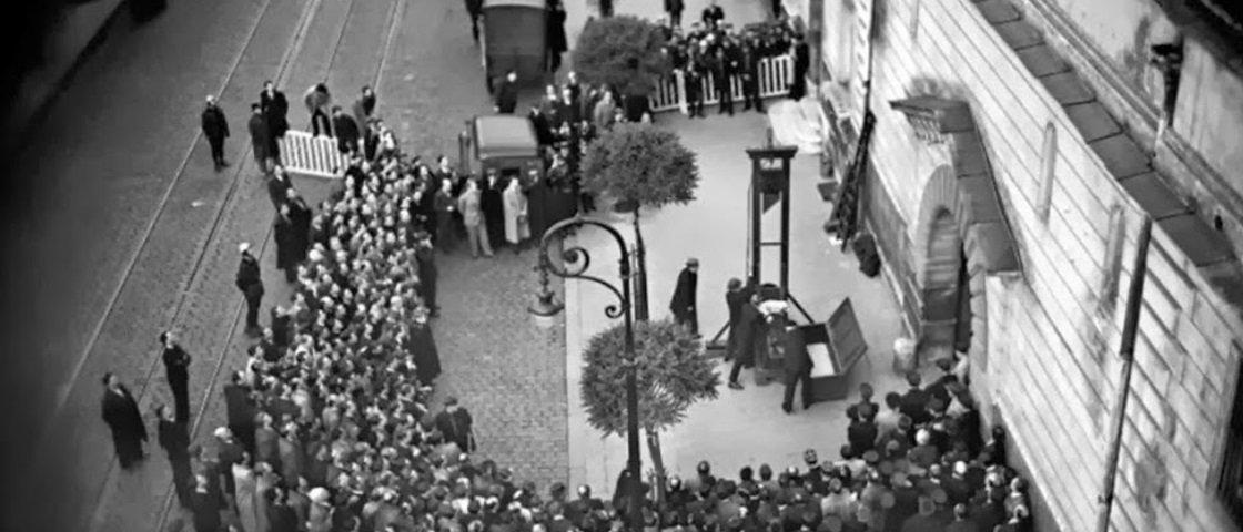 Descubra como foi a última execução pública por meio da guilhotina