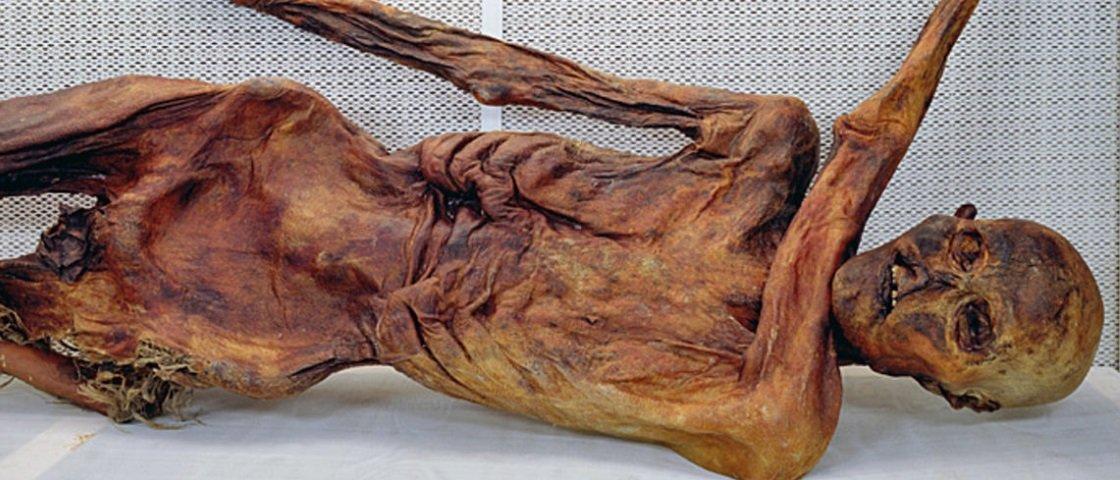 CSI da pré-história: causa da morte de múmia de 5,3 mil anos é desvendada