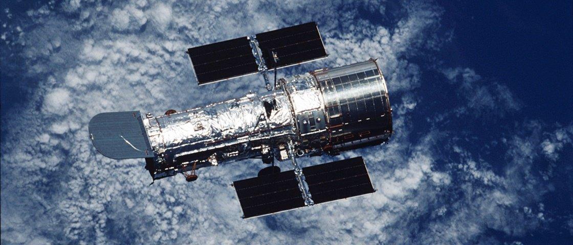 A foto captada pelo telescópio Hubble que mudou os rumos da astronomia