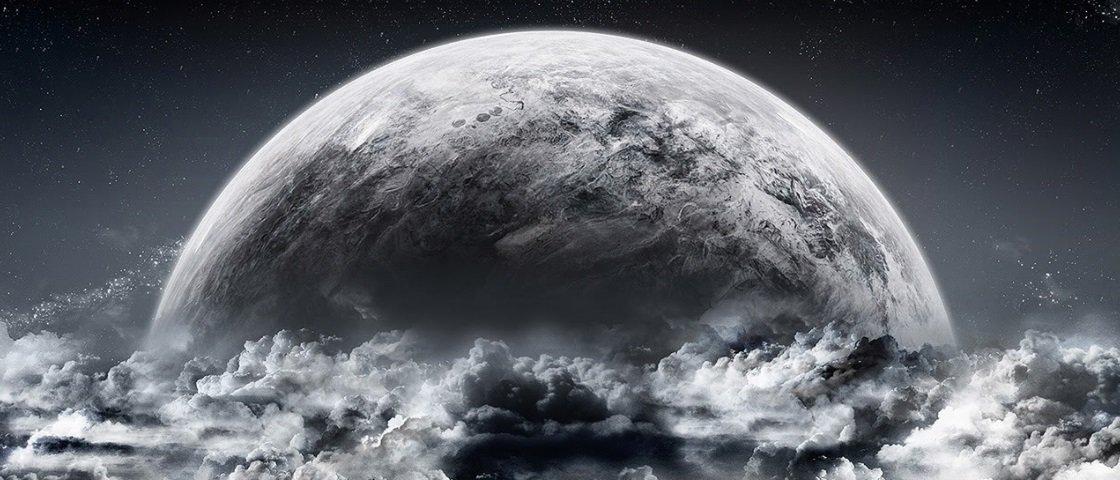 """Hoje à noite teremos uma """"Lua Negra""""; você sabe o que isso significa?"""