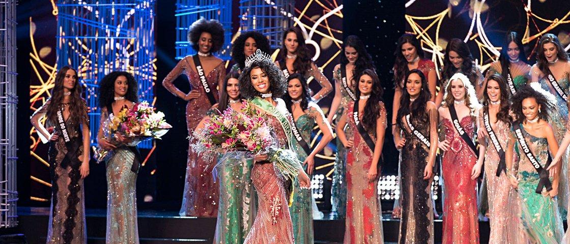 9 imagens para você admirar ainda mais a Miss Brasil 2016