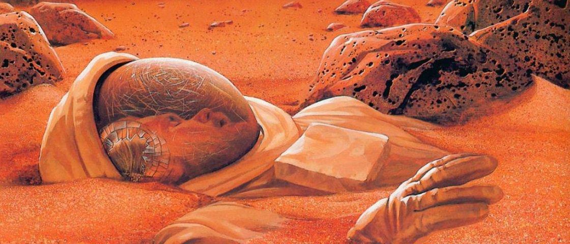 O que vai ocorrer com os corpos dos colonizadores que morrerem em Marte?