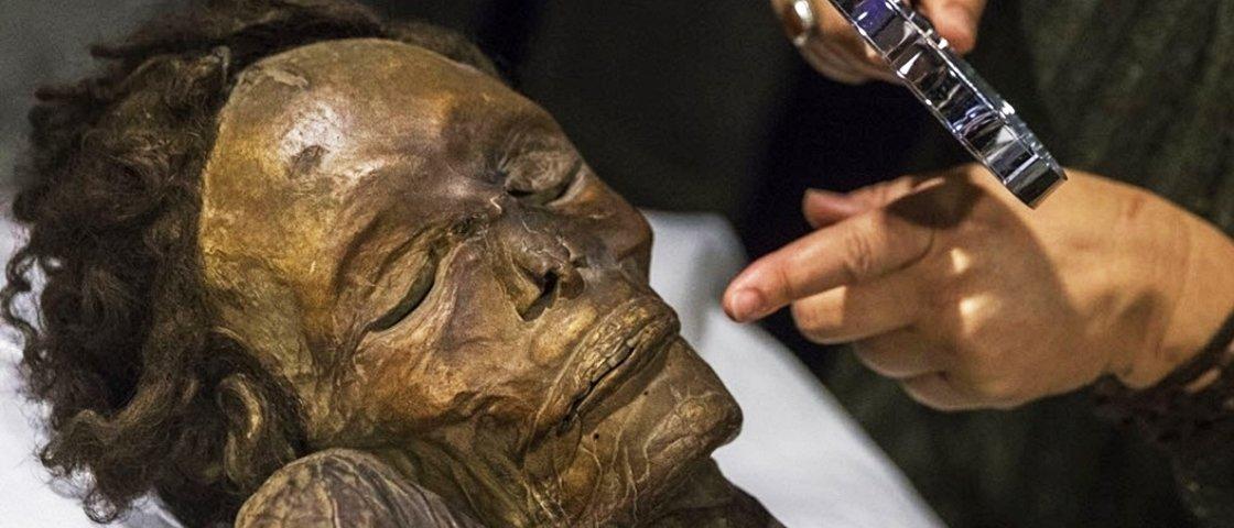Mais 8 múmias em estados impressionantes de preservação