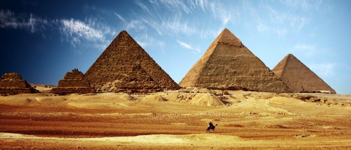 Câmaras secretas foram mesmo descobertas na Grande Pirâmide de Gizé?