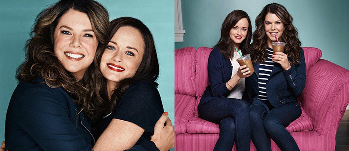 Estamos impressionados com as idades dos atores de Gilmore Girls