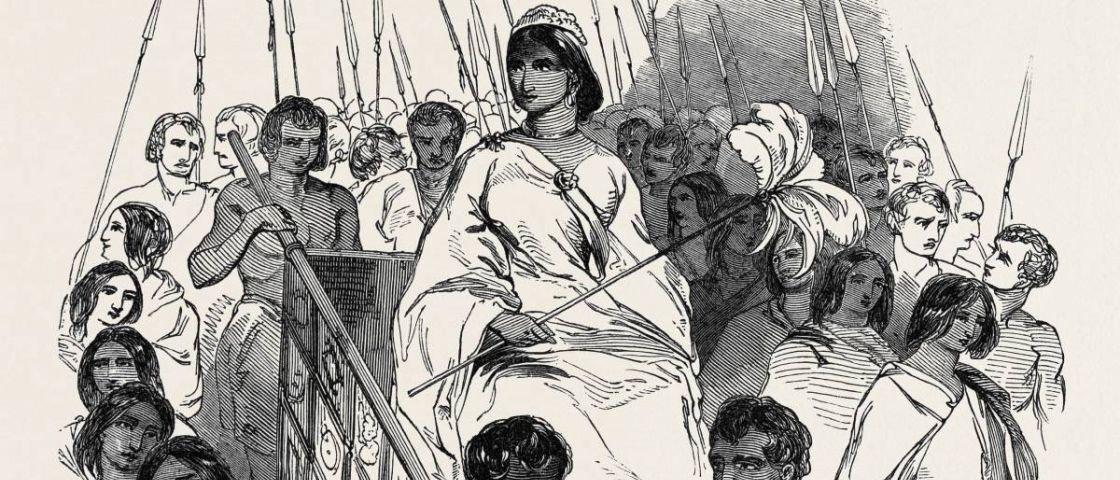 Ranavalona, a rainha mais cruel da História, comparada a Calígula