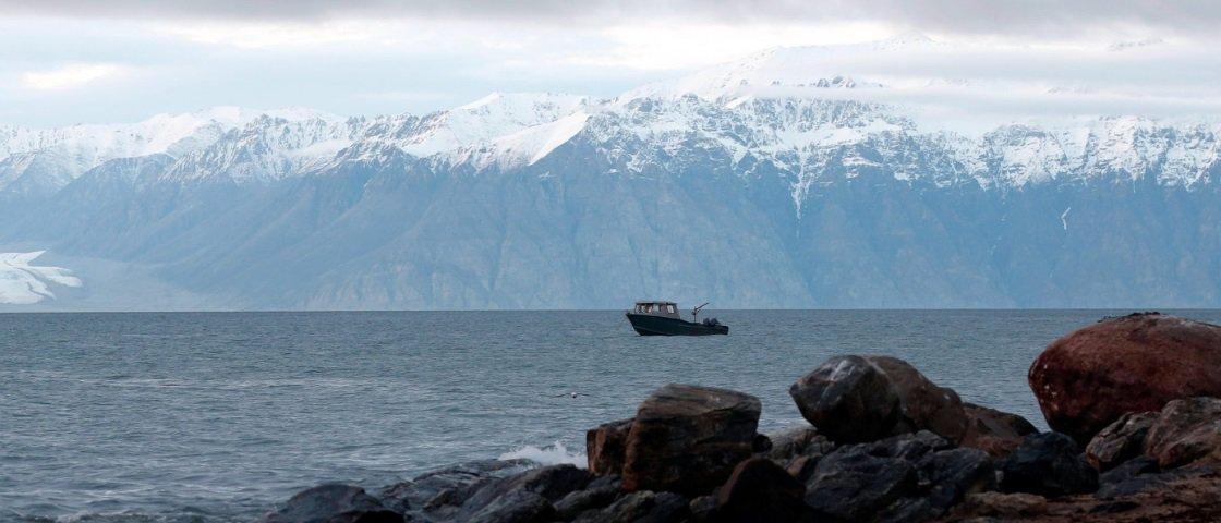 Barulho estranho é detectado no Ártico Canadense e ninguém sabe o que é